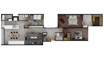 (crm-34-1633) A La Venta, Lido Residences Ph 401, Polanco