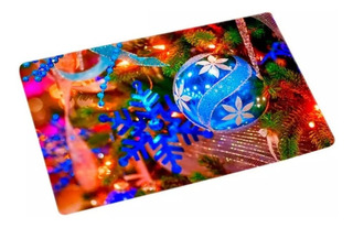 Tapete De Navidad Para Interior O Exterior + Envío Gratis