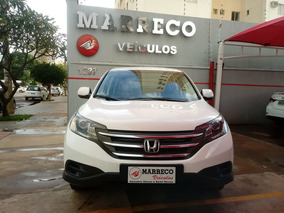 Honda Crv Lx 4x2 2.0 16v Flex Aut. 2014