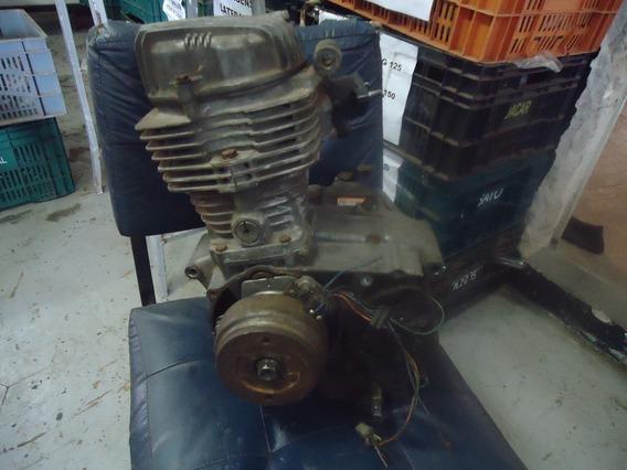 Motor Cg 125, Ano 99, Numerado, Funcionando Video Em Anexo, Nota Fiscal Regular Detran Sp