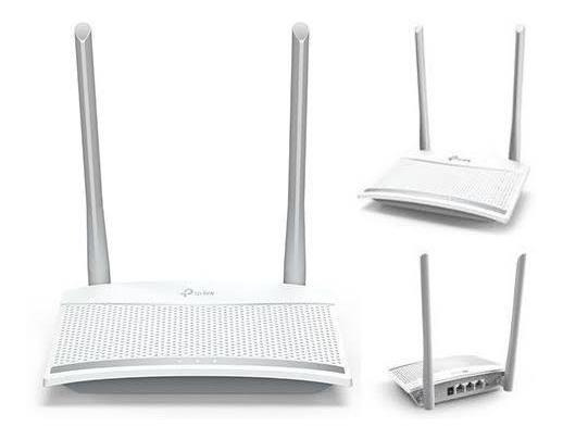 Roteador Wireless 300mbps Tp-link Tl-wr820n