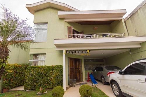 Casa Com 3 Dormitórios À Venda, 364 M² Por R$ 1.490.000,00 - Jardim Prudência - São Paulo/sp - Ca3713