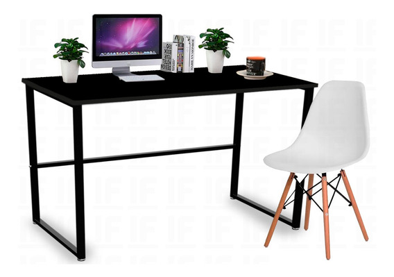 Escrivaninha De Escritório Office Estilo Industrial