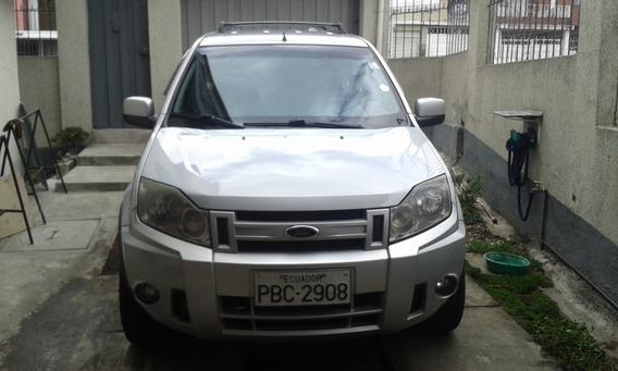 Vendo Ford Ecosport A Mi Nombre 2008 Valor $11800 Dolares