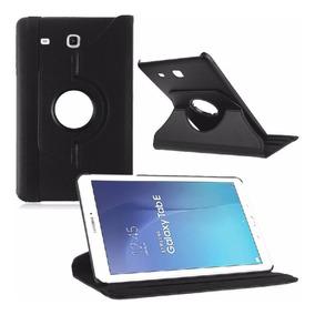 Capa Case Tablet Galaxy Tab E 9.6 T560 T561 E Película Vidro