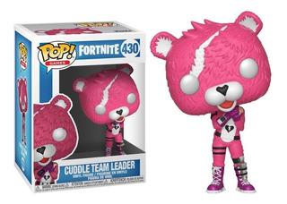 Funko Pop Fortnite - Cuddle Team Leader - Entrega Inmediata!
