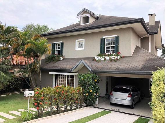 Casa Para Venda - Condomínio Nova Higienópolis - Granja Viana - Jandira - 802 - 34677591