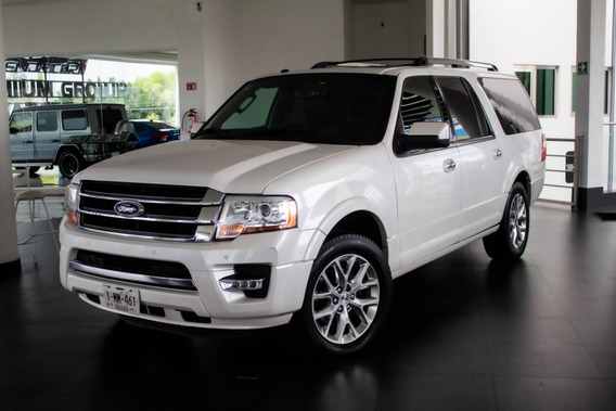 Ford Expedition Max Limited 2017