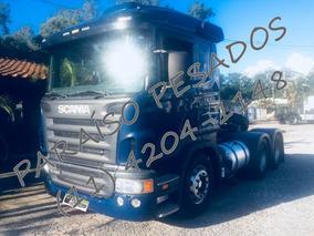 Scania G 420 6x4 2010 Fh 440 R 420 Fh 460 Fh 500 Fh 540