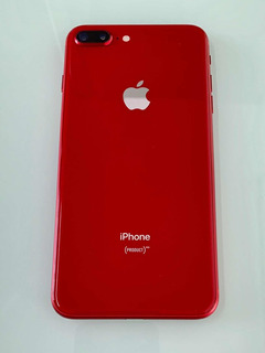 iPhone 8 Plus 64gb Product Red Vermelho Completo Nf