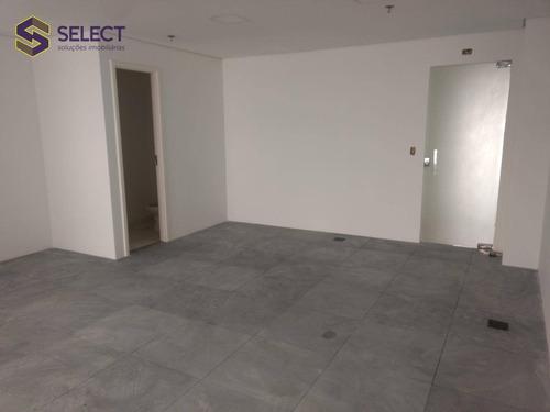 Imagem 1 de 29 de Sala Para Alugar, 40 M² Por R$ 1.300,00/mês - Jardim Do Mar - São Bernardo Do Campo/sp - Sa0017