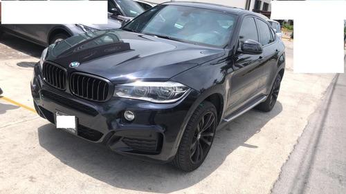Bmw X6 Xdrive 50ia M Sport 2015 Negra