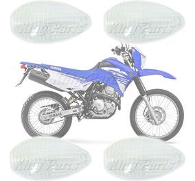 Jogo Lente Seta Pisca Paramotos - Yamaha Lander 250 Traseira