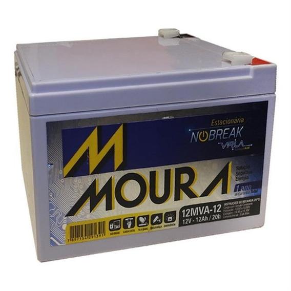 Bateria Selada 12ah Bike Elétrica 6dzm-10 6dzm-12 12mva-12