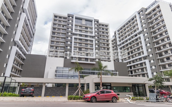 Apartamento, 1 Dormitórios, 41.31 M², Jardim Do Salso - 190292