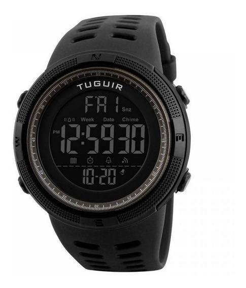 Relógio Masculino Tuguir Original Esportivo Academia Digital