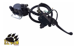 Sistema Freio Dianteiro Titan 125 Es / Titan 150 Sem Disco