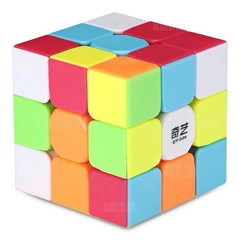 Warrior W 3x3x3 Cubo Rubik Qiyi