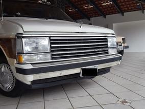 Plymout Voyager ( Van) 4cc Automatica Raro Modelo No Brasil