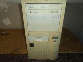 Cpu /p/computador /antigo /lg 52 Max //parou Liga
