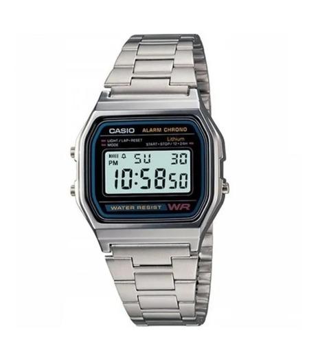 Reloj Casio A158wa A-158wa Lilian 40 Años En El Rubro,