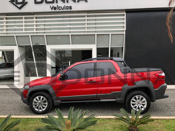 Fiat Strada - 2015 / 2015 1.8 Mpi Adventure Cd 16v Flex 3p