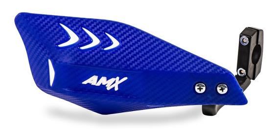 Protetor De Mão - Moto De Trilha - Enduro - Amx Carbon Wing