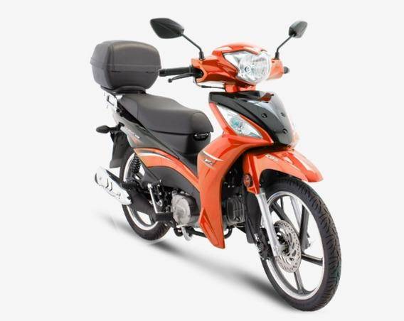 Crypton - Nex 115 Fi 2021 0 Km Moto Super Econômica! ( A )