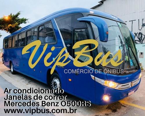 Imagem 1 de 14 de G7 1050 M.benz O500rs Ar Condicionado Financia 100% Vipbus