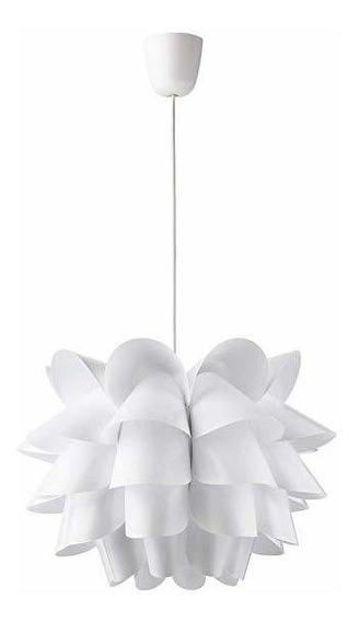 Ikea 600.713.44 Knappa Lámpara De Techo, Color Blanco