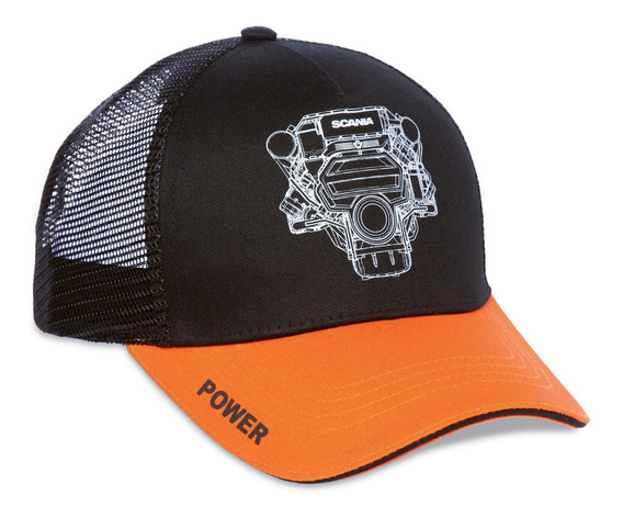 Gorra Power Scania