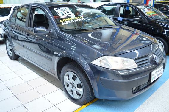 Renault Megane Sedan 1.6 Expression Completo - 2008