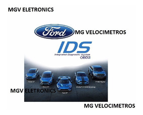 Software Atualização Vcm 2 Ford Ids 110 *2018*