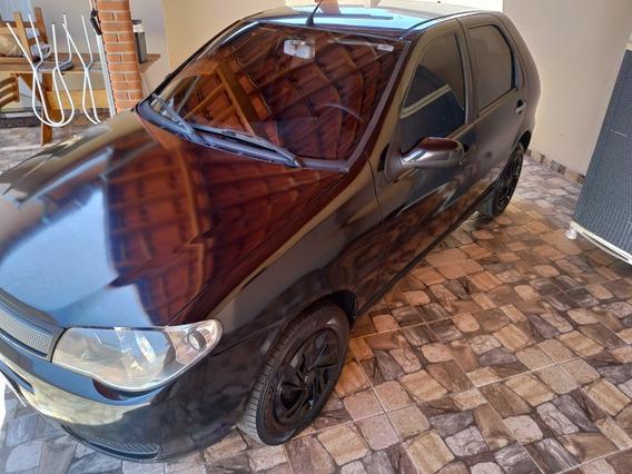 Fiat Palio Economy Fire Preto 1.0 Flex Completo 4 Portas