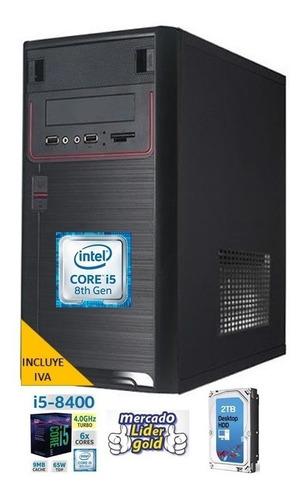 Computadora Intel Core I5 8va Gen 1tb 4gb Cpu , I3/i7