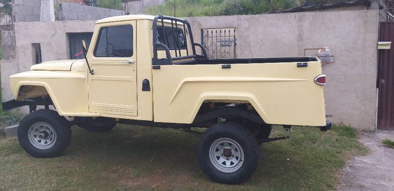 Willys Rural F75
