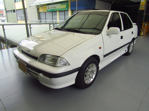 Chevrolet Swift Mt 1.300cc