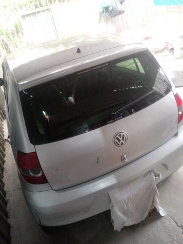 Imagem 1 de 11 de Volkswagen Fox 2007 1.0 City Total Flex 5p