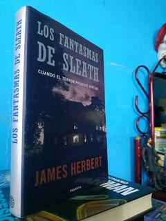 Los Fantasmas De Sleath Herbert James P. Dura Horror Extremo