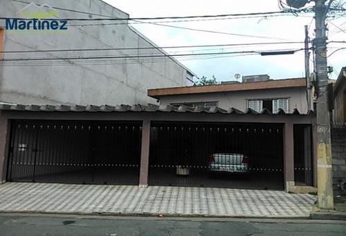 Sobrado Com 3 Dormitórios À Venda, 164 M² Por R$ 430.000,00 - Parque Santa Madalena - São Paulo/sp - So0141