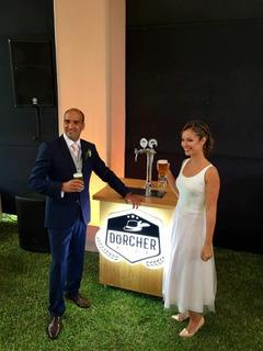 Cerveza Artesanal Dorcher Pozuzo Barril 50lts Para Eventos
