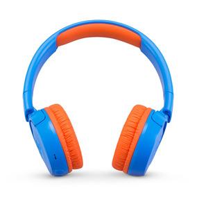 Fone De Ouvido Para Crianças Jbl Jr300bt Sem Fio Bluetooth