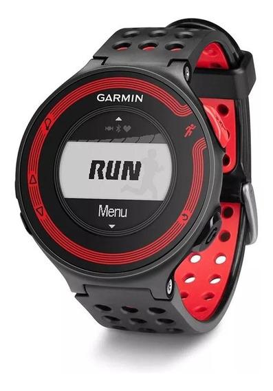 Relógio Forerunner 220 Garmin - Vermelho E Preto