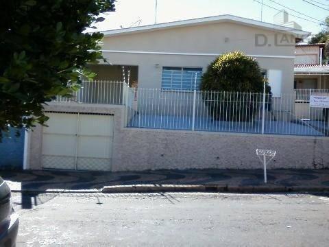 Casa À Venda, 165 M² Por R$ 445.000,00 - Chácara Da Barra - Campinas/sp - Ca11564