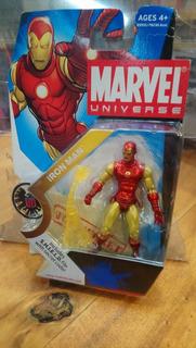Ironman Comic Version Marvel Universe Series 1 #021