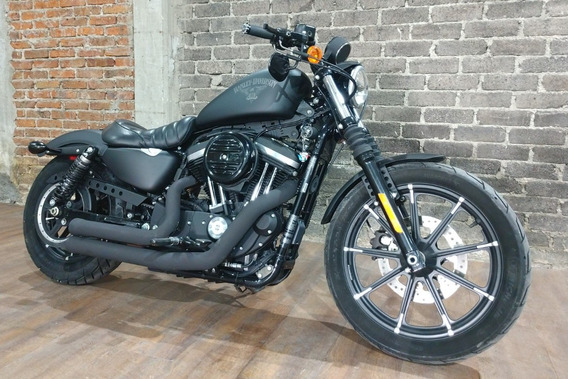 Harley Davidson Sportster 883 Iron 2017