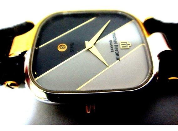 Relógio Michel Herbelain