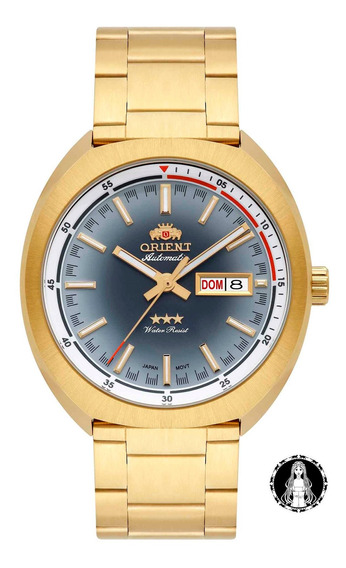 Relógio Orient Automático 469gp082 G1kx C/ Nf E Garantia O