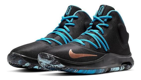 Tenis Nike Air Versitile Iv Kobe Lebron Jordan Kd 11 Basquet