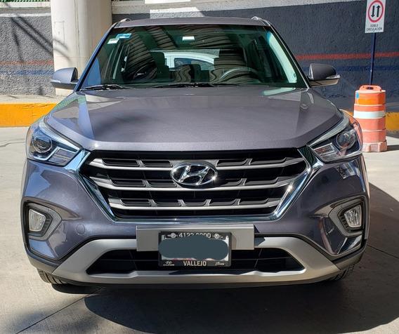 Hyundai Creta 1.6 Gls Premium At 2019